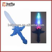 Flashing wholesale kids play swords