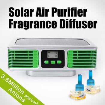 Solar Home Appliances Air Purifier Fragrance Diffuser