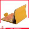Business holster Wireless bluetooth smart keyboard for ipad 5 air China shenzhen factory manufacturer