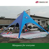 2013outdoor star shade tent with single top for event/big top tent