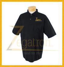 Custom Pocket Polo Shirt For Men Manufacturer Polo T Shirt