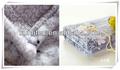 100% polyester en peluche de haut niveau en flanelle couverture afghan
