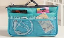 women's organizer bag handbag travel bag insert with pockets storage bags