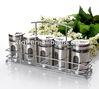 Stainless Steel Bulk Spice Jars