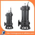 sewage centrifugal pump, non clog sewage submersible pump, sewage pump station