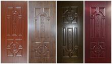 Hot Selling 4mm Melamine mdf molded cabinet door skin