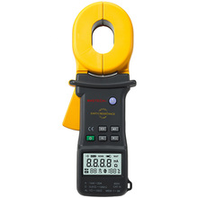 Shenzhen Huayi MASTECH MS2301 Clamp Ground Resistance Tester genuine security , a penalty at ten !