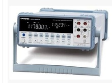 Taiwan Instek GDM-8261A dual display six and a half 61 / 2 programmable digital benchtop digital multimeter