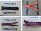 2014 high quality plastic zipper garments