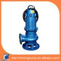 Bomba de Lodo y Aguas Residuales, Bomba de Aguas Residuales Sumergible Vertical
