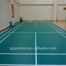 Yichen non-slip pvc floor/sports floor/dance hall/stair/school/gym/household