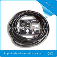 Thyssen elevator level inductor CEDES elevator load sensors