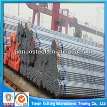 threaded galvanized steel pipe 1 1/4 inch ,threaded tube