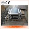 Good quality Hot Sale 6U flight case amp rack road cases hardware