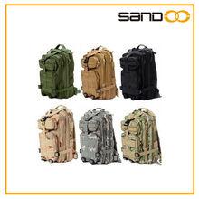Men's Outdoor Military Tactical Backpack Rucksack Camping Hiking Trekking bag