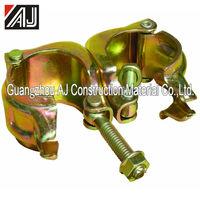 High quality good price en74 scaffolding swivel coupler