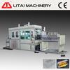 Auto price automatic food container vacuum making machine