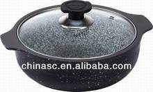 SANCONG aluminium coated cookwear pot korean producer