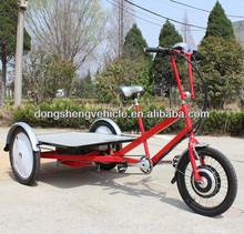 2014 High Quality Electric 3 wheel flatbed trike