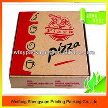 wholesale custom 11 inch corrugated pizza box