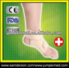 adjustable velcro ankle brace with open toe and hell