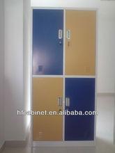 4 Compartment Steel Locker For Sale/ Practical Locker