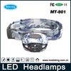 Camouflage Color High Lumen CREE LED Headlamp Best Headlight From OEM Factory (MT-801)