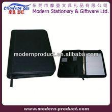 business leather 2 pocket portfolios