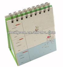 mini cute handmade calendar