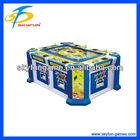 China manufacturer Ocean Spirit 3 machine fish hunter games