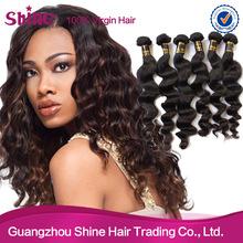 top quality Brazilian loose wave no knots ,no shedding fantasy hair extensions