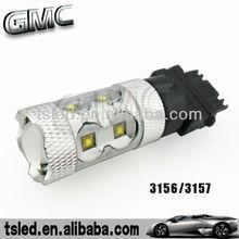 hot sale led automotive headlight 3156 3157 Cree led light car