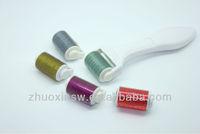 changeable head 1080 needle beauty Microneedle derma roller