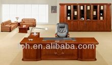 3.2m or 2.8m Executive Director Table Office Desk High End Design (FOHK-3260)