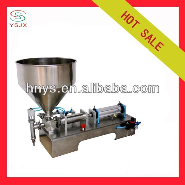 Table top salada máquina de enchimento de óleo para venda