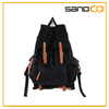 Black Canvas Men's Casual DesignTravel & Hiking Outdoor Backpacks Bag
