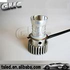 16W Universal LED lights / led motorcycle headlights Hi/L beam high intensity discharge lamp