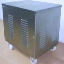 Custom aluminum sheet metal box
