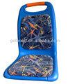 Asiento del autobús, el asiento de auto, asiento de plástico para la ciudad de autobús