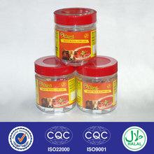 halal bottle package beef bouillon cube