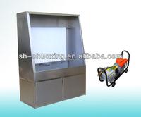 Stainless steel screen printing washer, screen printing washing machine