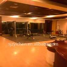 Yichen gym flooring/sports floor/dance hall/stair/school/gym/household