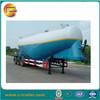 Super Payload Tri-axle 40CBM Cement Bulk Tanker Trailer For Hot Sale