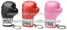 2014 hot sell cool mini custom boxing glove keychain