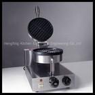Single Furnace Waffle Maker stainless steel waffle maker snack machine kitchen baker tools waffle expert maker