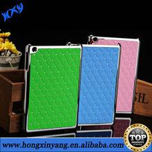 tablet hard pc case for ipad mini case, Shiny tablet pc case