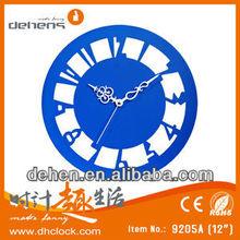 New design Aluminium Art Clock