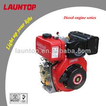 Single Cylinder Air Cooled 10hp Diesel Engine 186F