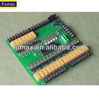 circuit board for card reader/watch circuit board/alarm circuit board