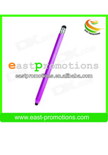 plastic high sensitive pencil shaped stylus pen for all capacitive screen